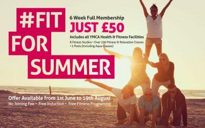 Membership Offers #FITFORSUMMER