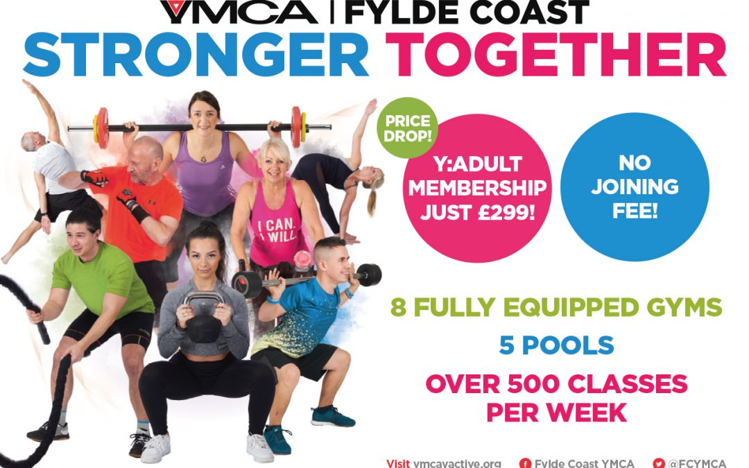 Introducing Our New Y:Adult Membership…Just £299!
