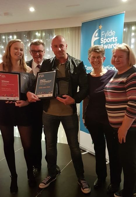 YMCA Celebrate Success at Local Awards