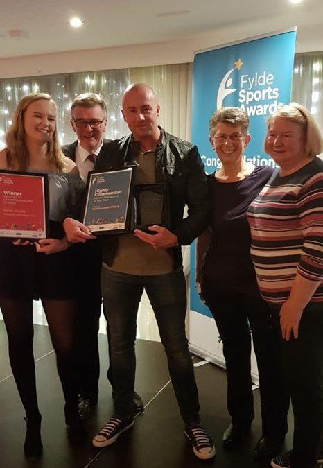 YMCA Celebrate Success at Local Awards