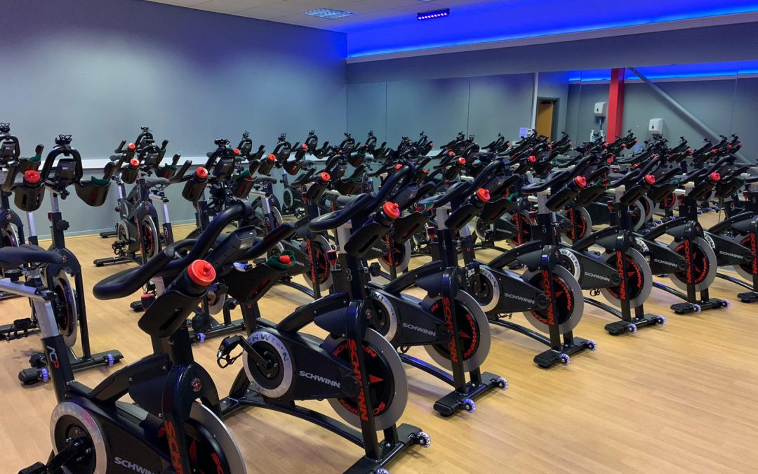 In a Spin at YMCA St Annes and YMCA Lytham