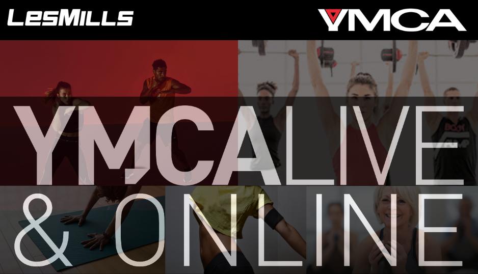 YMCA Live & Online