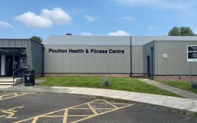 YMCA Poulton reopens on 2nd October 2021